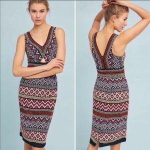 Anthropologie | Akemi + Kin | Embroidered Dress